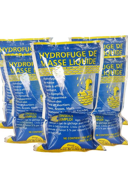 MASS DL : Hydrofuge de masse liquide - 50 dosettes