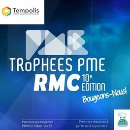 La peinture thermorégulante TEMPOLIS en lice pour les trophées des PME d'RMC