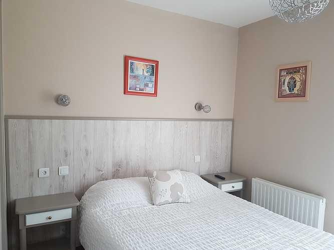 L'hôtel le Relais de Beaucemaine équipe ses chambres de peinture thermo-régulante TEMPOLIS pour le confort de ses clients 0