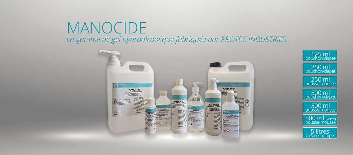 Où trouver du gel hydroalcoolique dans les Côtes d'Armor?Chez PROTEC INDUSTRIES ! 0